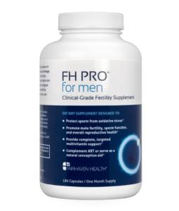 fhpromen male fertility supplement