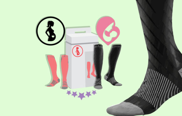 Best Compression Socks and Stockings for Pregnancy
