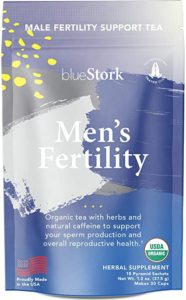 tea for mens fertility