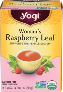 yogi fertility tea