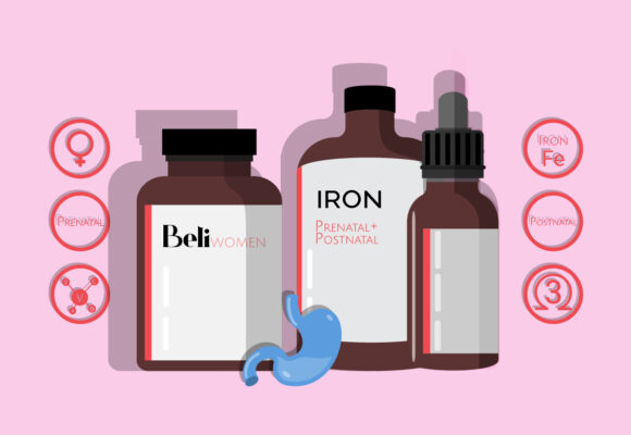 Best Iron Supplement for Sensitive Stomach